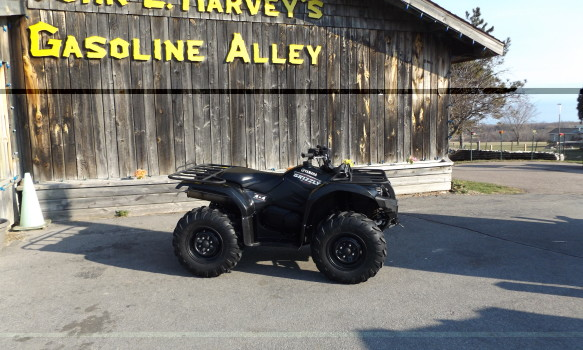 very nice used 2009 Grizzly 4450 4x4